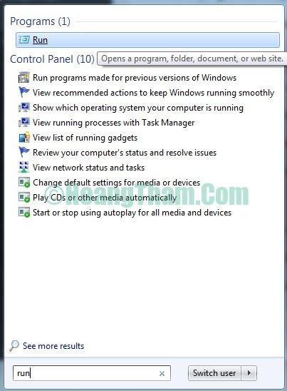 Hẹn giờ tắt máy tính đơn giản