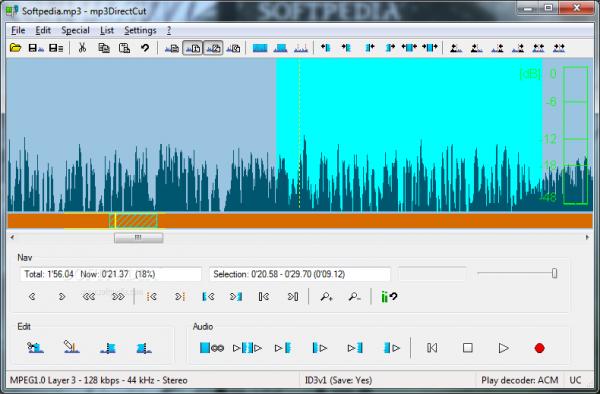Phần mềm cắt nhạc miễn phí 2