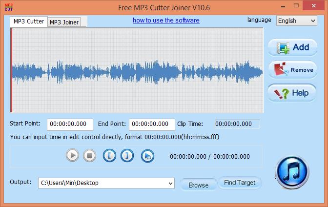 Phần mềm cắt nhạc miễn phí