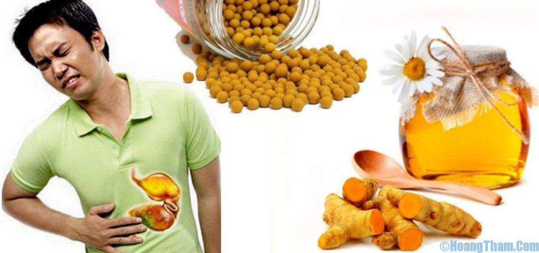 Tác dụng của tinh bột nghệ với bệnh dạ dày