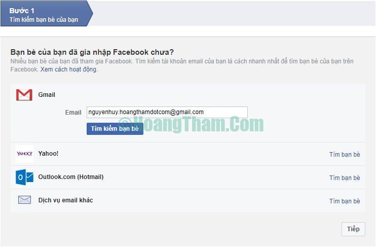 Cách đăng ký facebook mới nhất