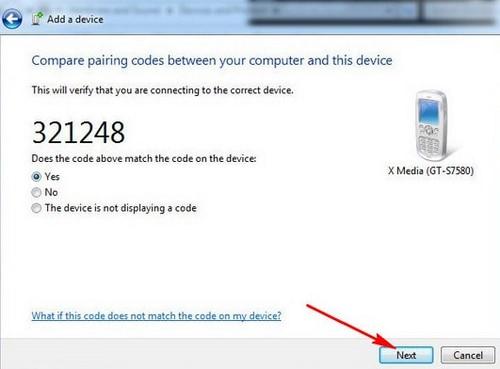 Kết nối bluetooth giữa các thiết bị với windows