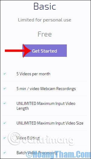 Cách quay video băng webcam không cần phần mềm