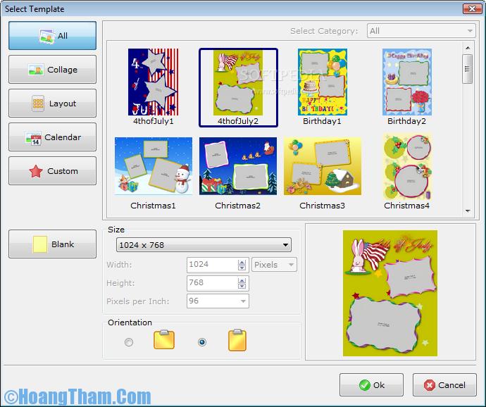 Các phần mềm ghép ảnh nghệ thuật