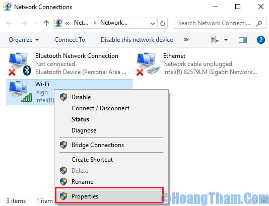 Cách đổi địa chỉ IP trong máy tính của bạn