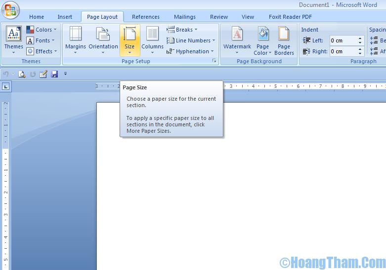 Định dạng cho văn bản để có file word hoàn chỉnh