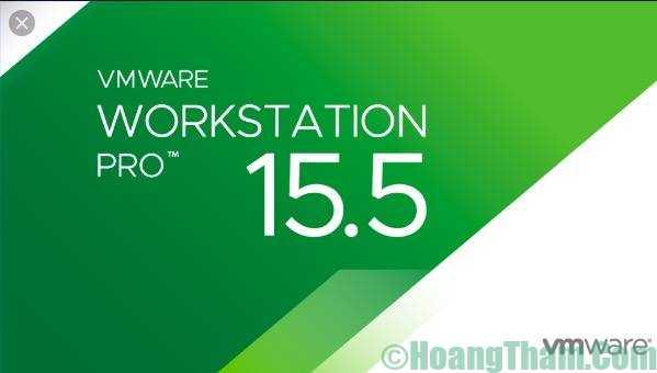 chia sẻ key phần mềm vmware workstation 15.5