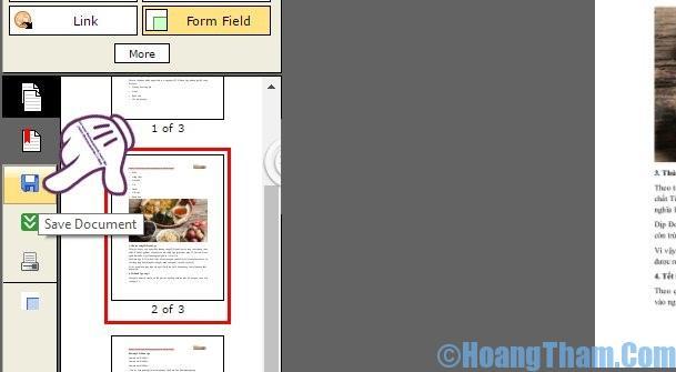 Chỉnh sửa file PDF trực tuyến