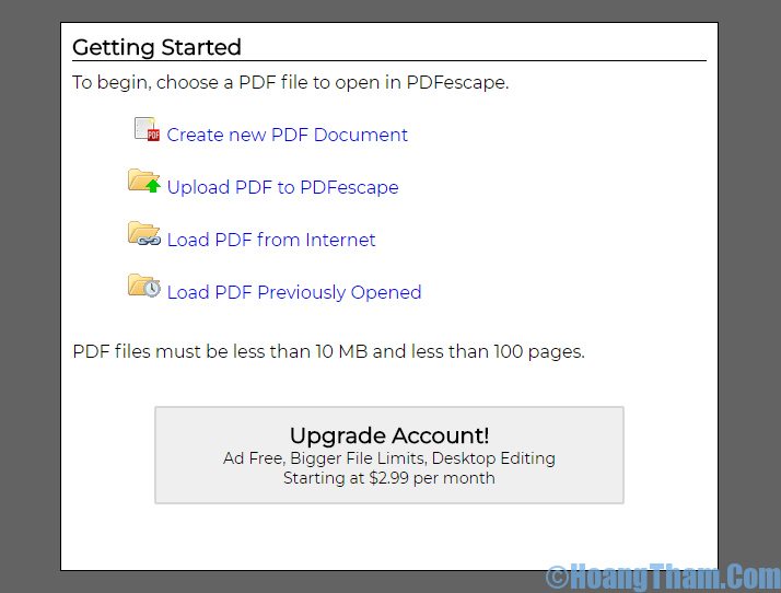 Cách chỉnh sửa file PDF nhanh và hiệu quả nhất