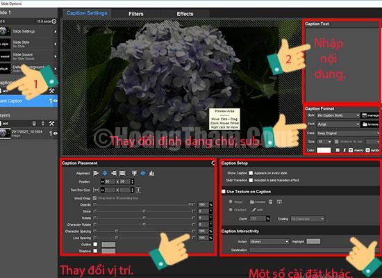 Phần mềm làm video chuyên nghiệp proshow producer