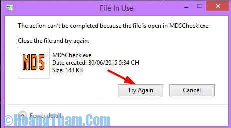 xóa các file cứng đầu trong máy tính