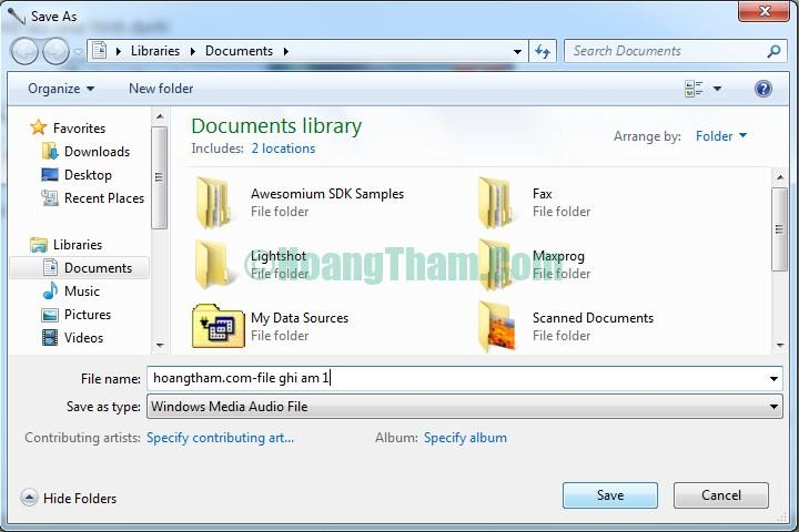 Cách ghi âm trên máy tính không cần phần mềm
