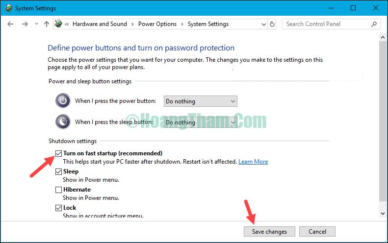 Khắc phục tình trạng Windows 10 khởi động chậm