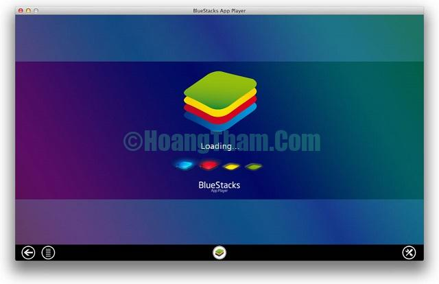 Phần mềm giả lập android trên PC BlueStacks