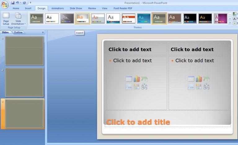 Cách làm PowerPoint - Hướng dẫn làm PowerPoint cơ bản 2