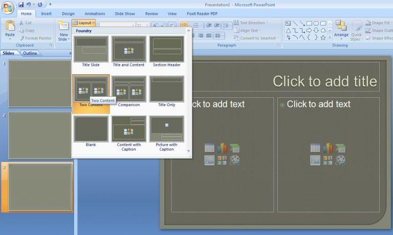 Cách làm PowerPoint - Hướng dẫn làm PowerPoint cơ bản 3