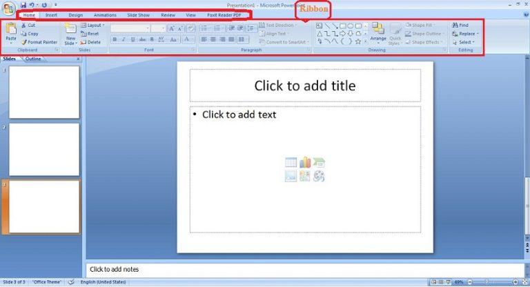 Cách làm PowerPoint - Hướng dẫn làm PowerPoint cơ bản