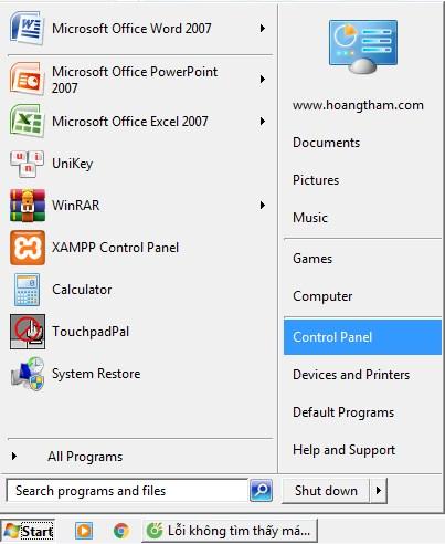 Sửa lỗi không tìm thấy máy tính khác trong mạng lan 1