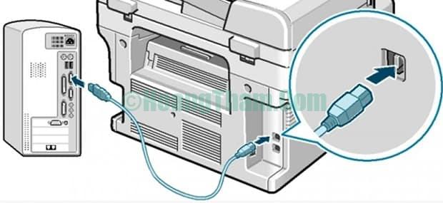 Cách download driver và cài đặt máy in canon lbp 2900 trên windows 1