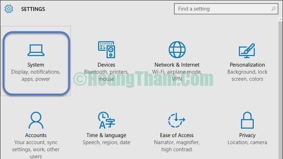 Cách gỡ phần mềm và ứng dụng trên windows 10-1