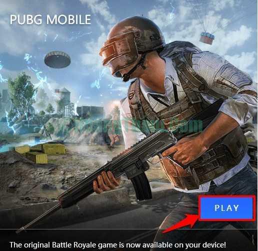 Hướng dẫn cách cách chơi pubg mobile trên pc 13