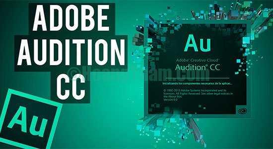 phần mềm ghi âm trên máy tính adobe audition