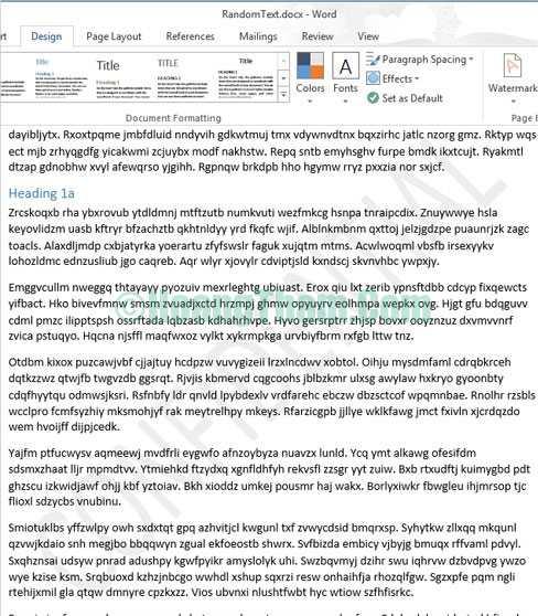 Cách chèn ảnh trong word - chèn logo và chữ watermark 13