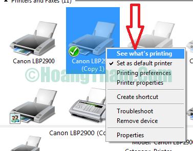 Cách hủy lệnh in đơn giản trên máy tính 4