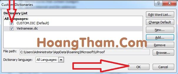 Kiểm tra lỗi chính tả tiếng Việt 12