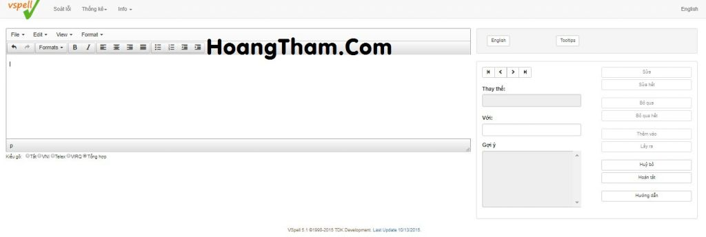 Cách kiểm tra lỗi chính tả tiếng Việt trong word