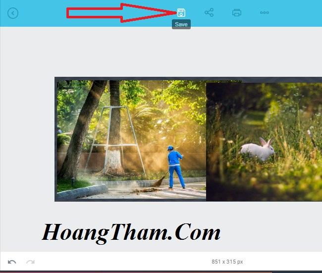 Cách tạo ảnh bìa Facebook đẹp trực tuyến 6