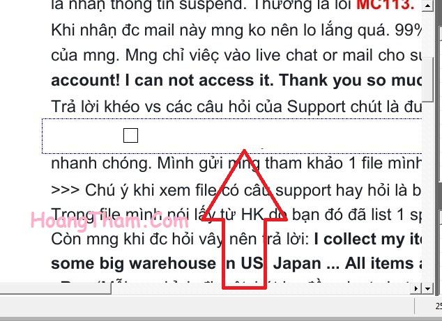 Hướng dẫn cách xóa chữ trong file pdf 4