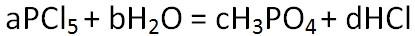Cách cân bằng phương trình hóa học 55-5