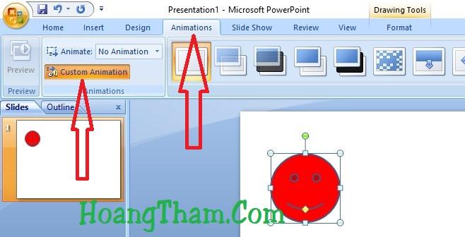 Cách tạo tiếng vỗ tay, hiệu ứng trong powerpoint 12