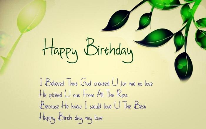 Lời chúc mừng sinh nhật bằng tiếng Anh