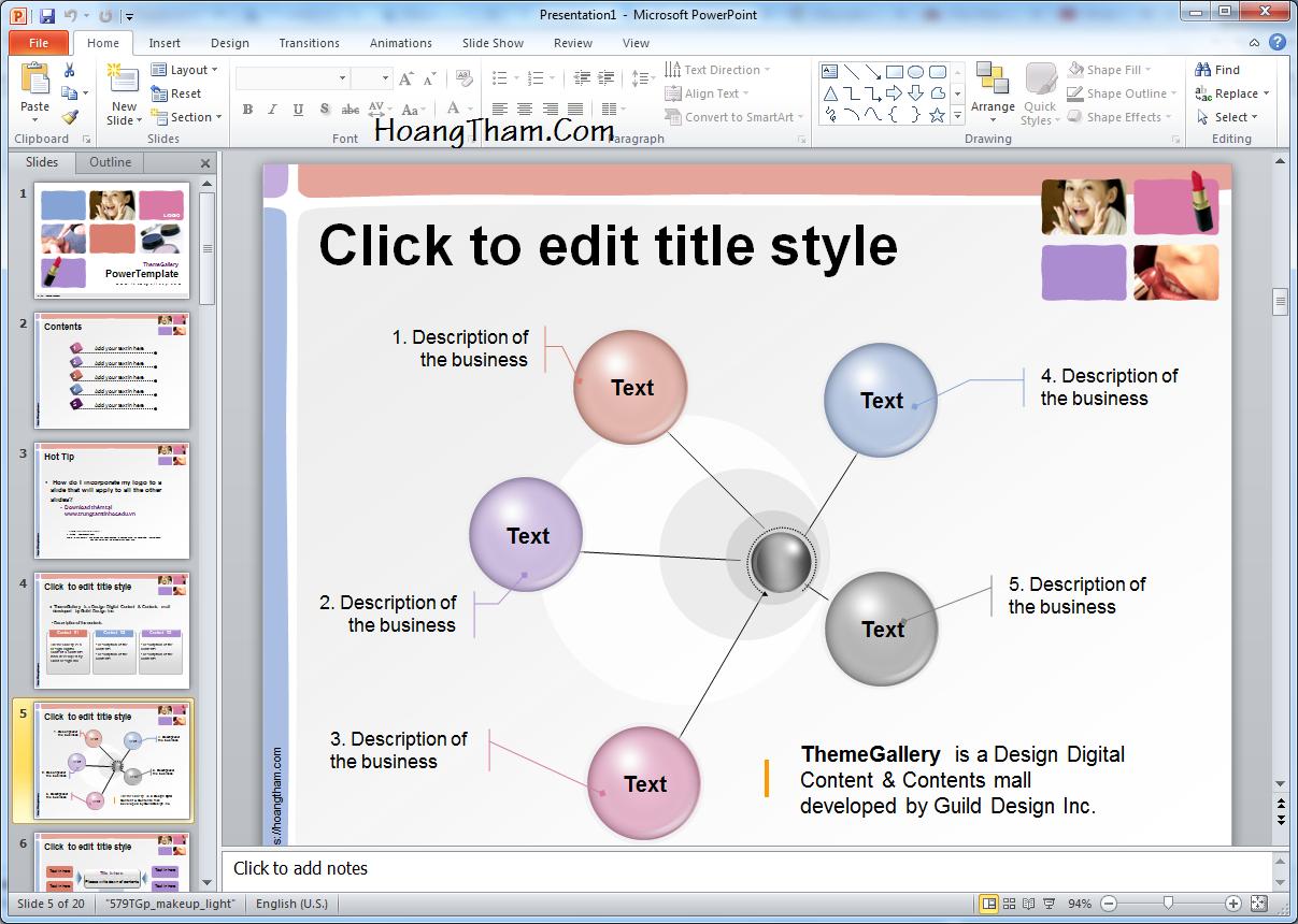 slide dep - template powerpoint dep ve lam dep 65