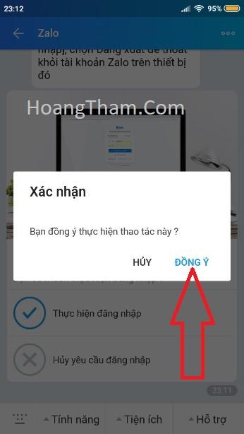 Cách đăng nhập zalo không cần mật khẩu và sđt 4333