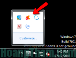 Cách tắt phần mềm diệt virus tạm thời 3