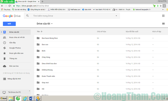 Cách đồng bộ Google drive với pc 8