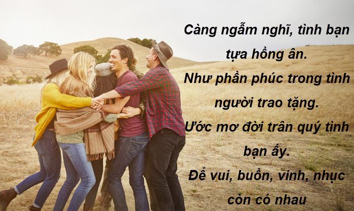 Danh ngôn về tình bạn