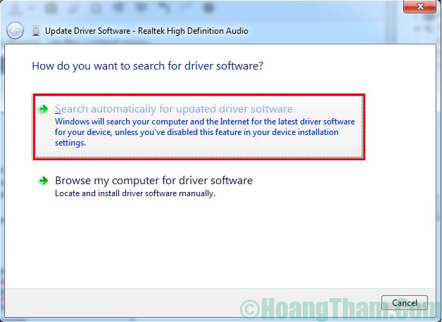 Cách sửa lỗi laptop không nhận tai nghe 5