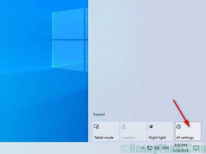 1-Kích hoạt bộ gõ tiếng Việt trên Windows 10