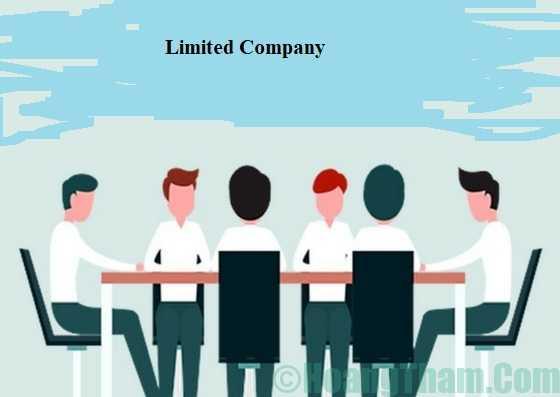 Công ty trách nhiệm hữu hạn tiếng anh là gì