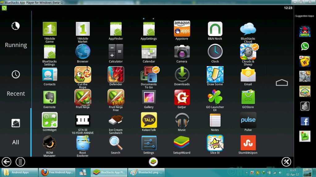Phần mềm android nhẹ cho máy yếu 1