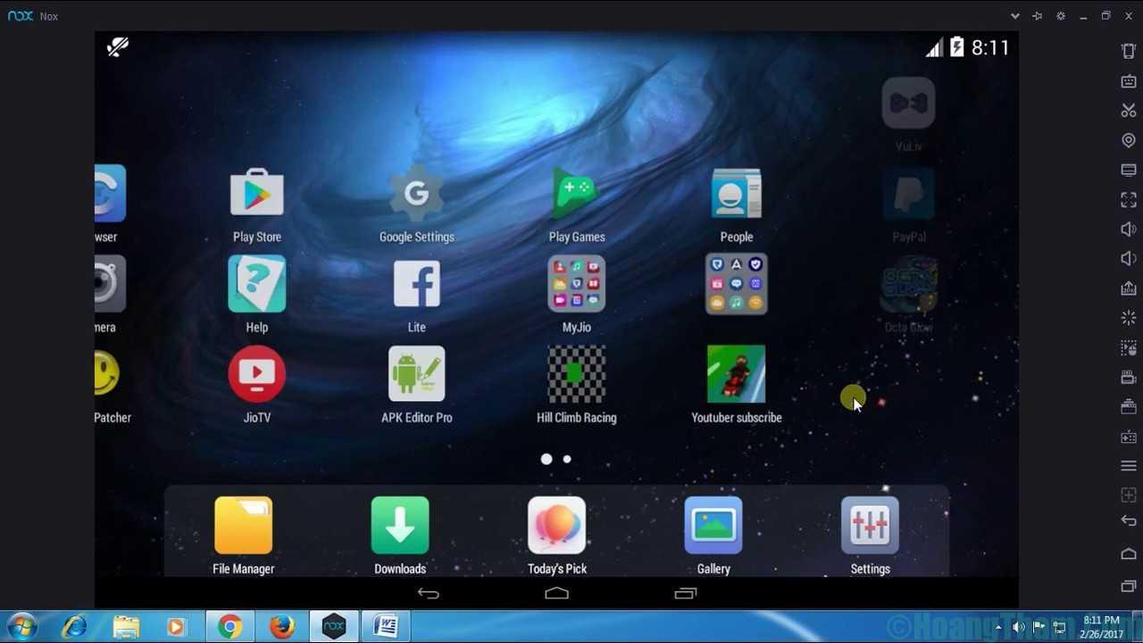 Phần mềm android nhẹ cho máy yếu 2