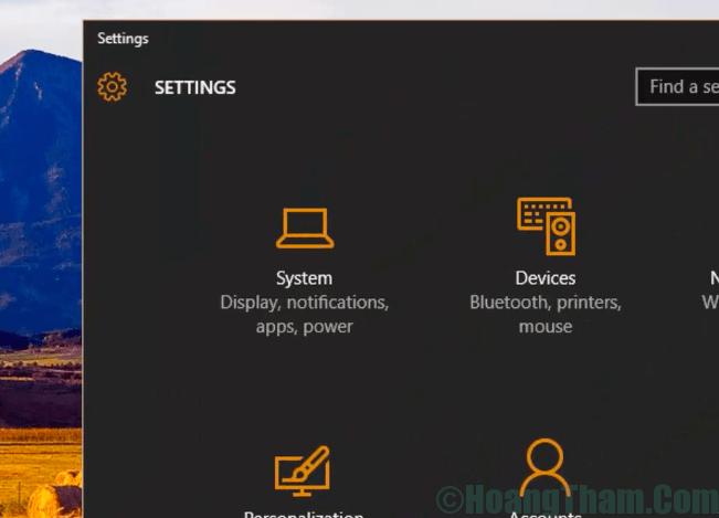4-Cách chỉnh độ sáng màn hình laptop win 10
