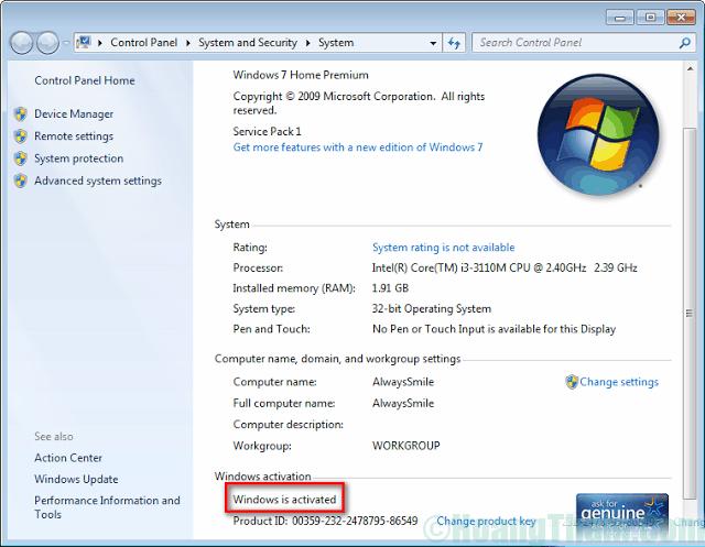 Cách nâng cấp windows 7 lên windows 10 đơn giản 3