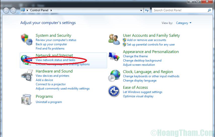Cách kiểm tra địa chỉ ip của máy tính 6