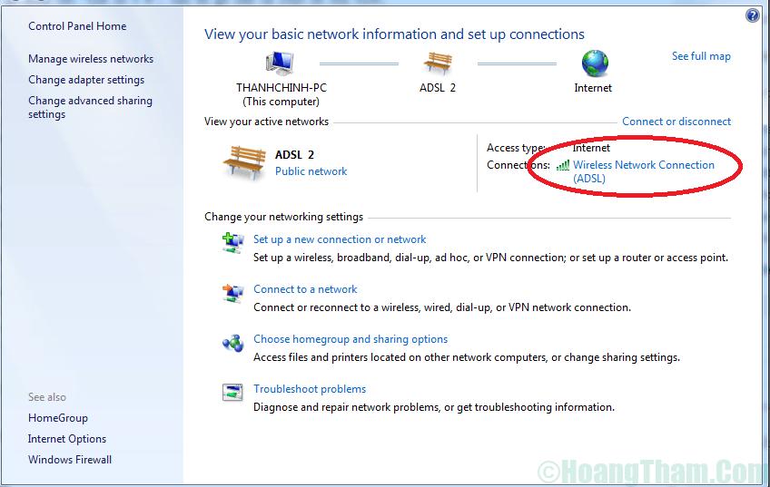 Cách kiểm tra địa chỉ ip của máy tính 7