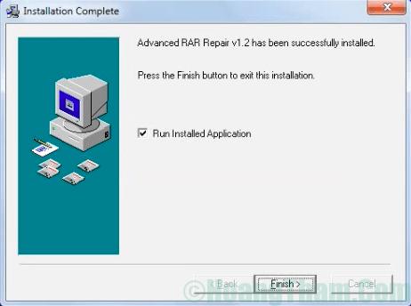 Cách phá pass winrar để giải nén file đơn giản 8